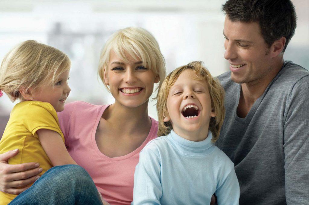 воссоединение семьи